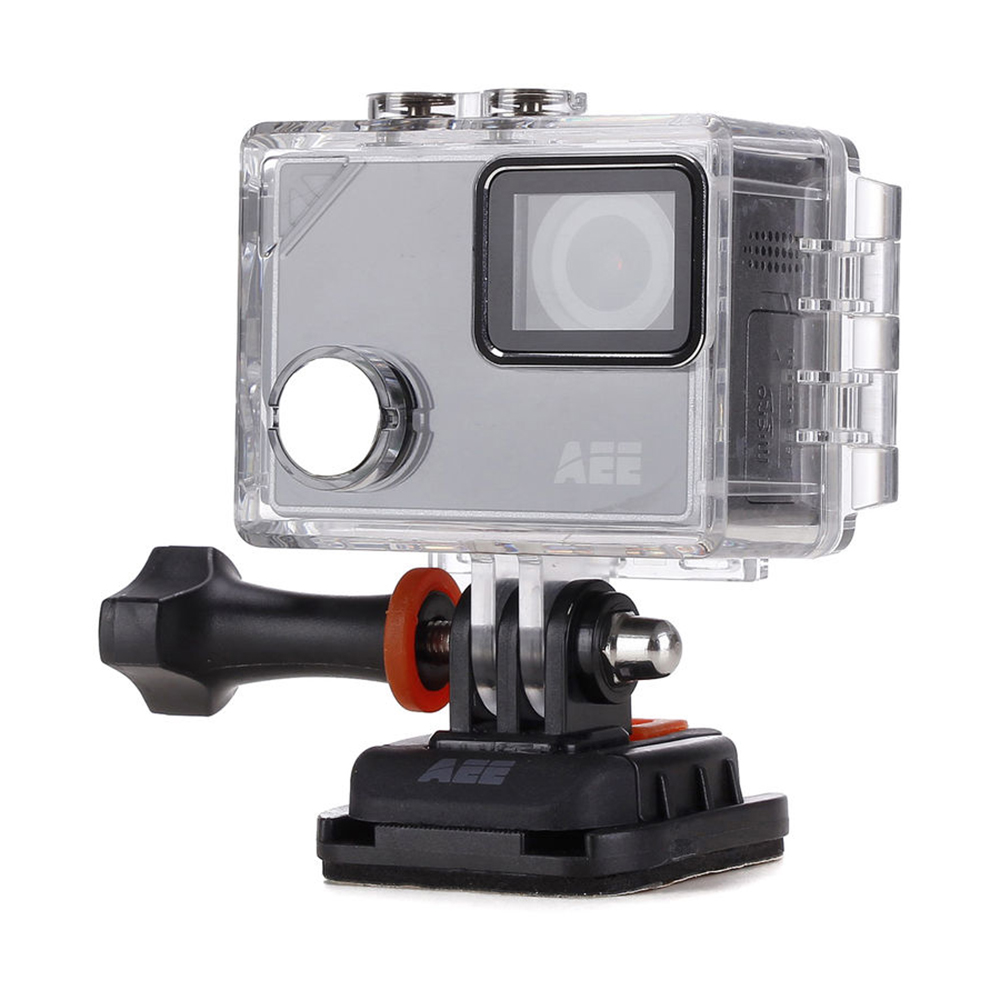 "Aee Lyfe Titan Lyfe Titan 16.0-megapixel Ultra Hd 4k Action Camera With 1.8"" Lcd Touchscreen"