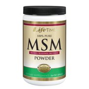 Best Msm Powders - Lifetime 100% Pure MSM (Methylsulfonylmethane) Powder | Supports Review
