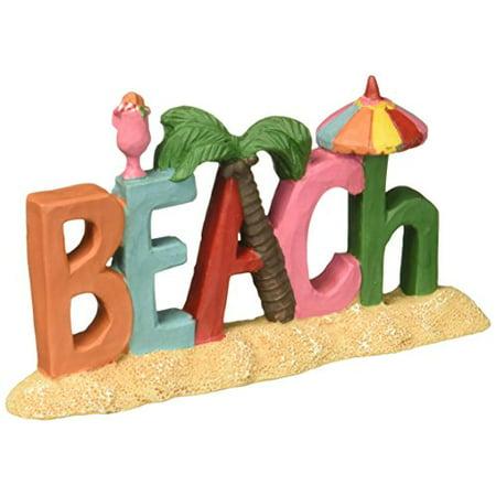 "Blossom Bucket ""Beach' on Base Decor - image 1 of 1"