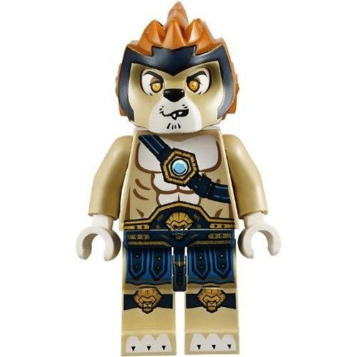 LEGO Minifigure - Legends of Chima - LEONIDAS
