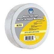 Intertape Polymer MF2100 Butyl Mastic Foil Tape - 1.88 in. x 100 ft.