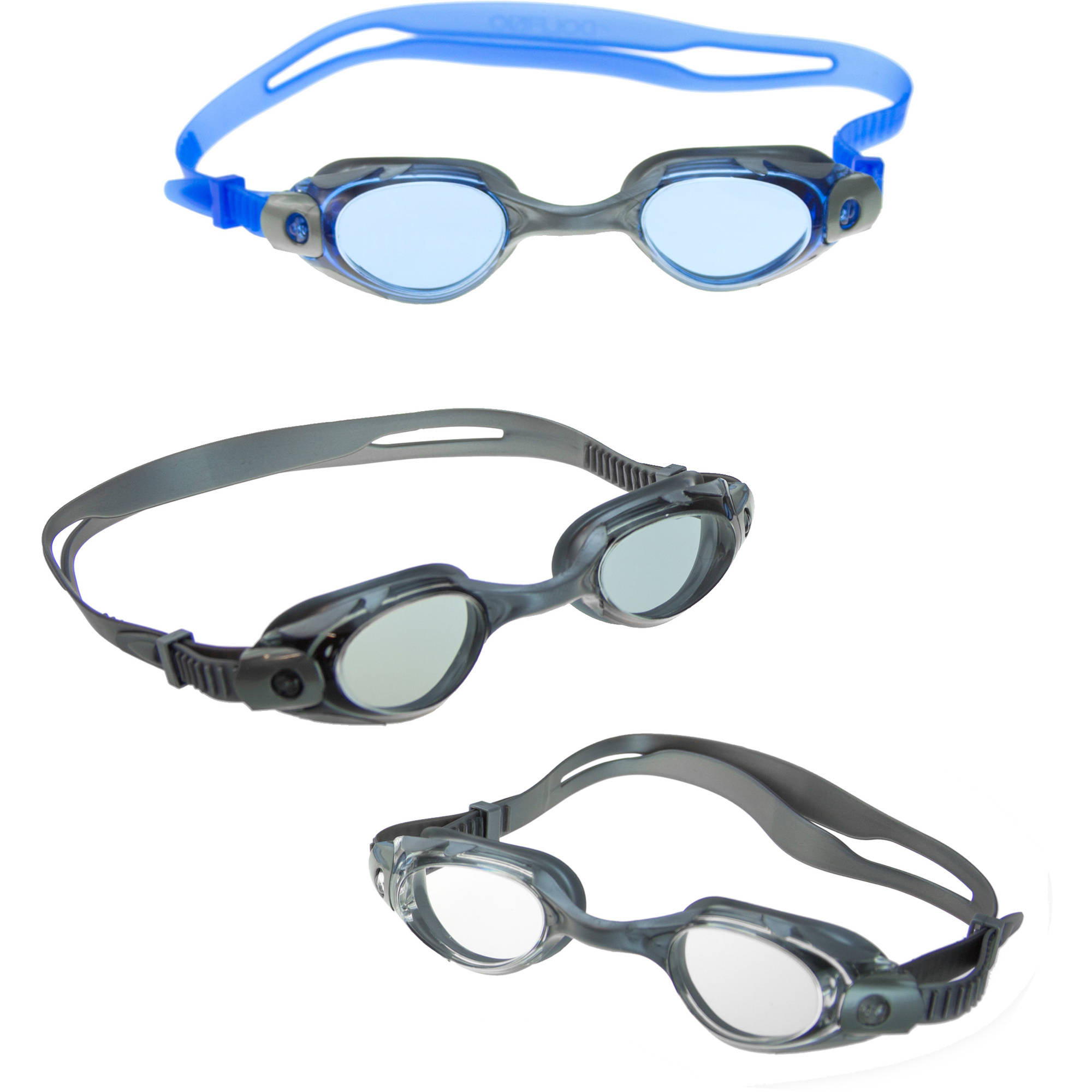 Adult 3-Pack Goggles