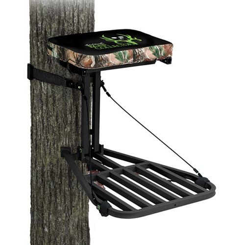 Bone Collector Ultra-Portable Hang-On Tree Stand (only 10 lbs!)
