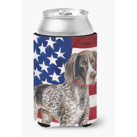 German Shorthaired Pointer Patriotic Can or Bottle Hugger - image 1 of 1