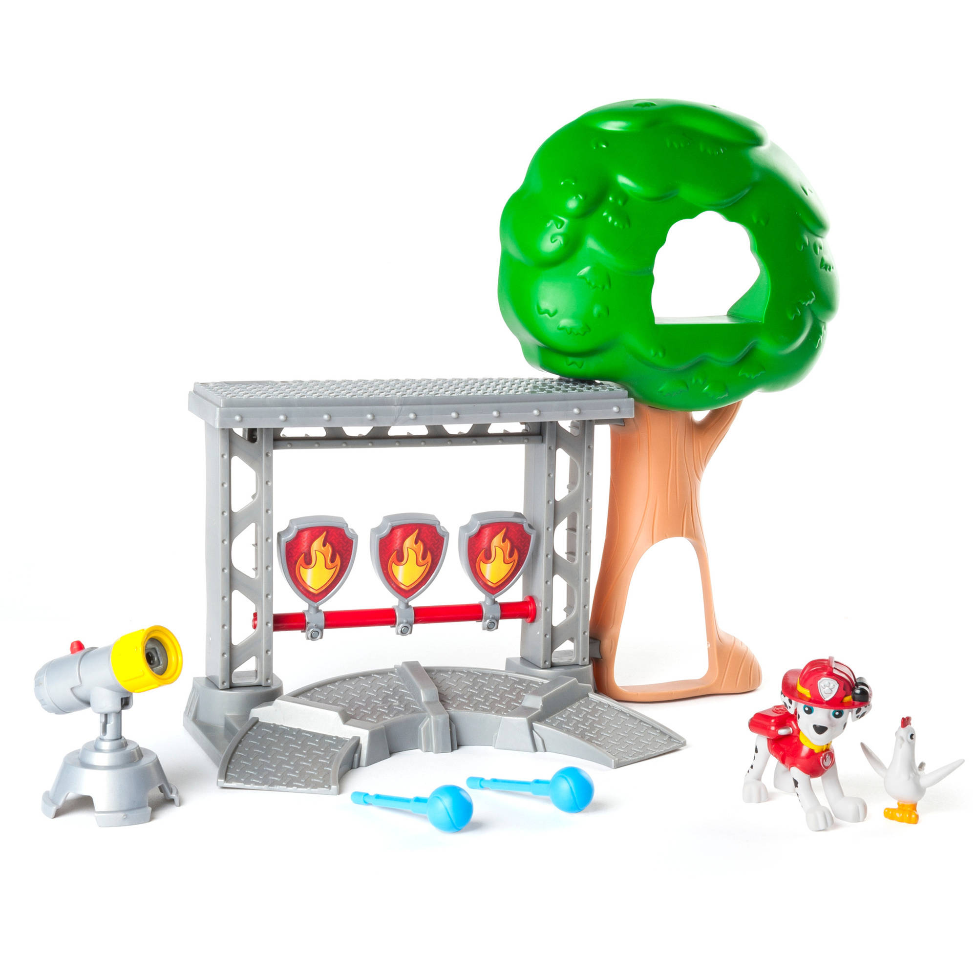Paw Patrol Marshall's Training Center Interactive Playset