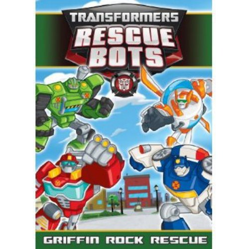 Transformers: Rescue Bots - Griffin Rock Rescue (Widescreen)