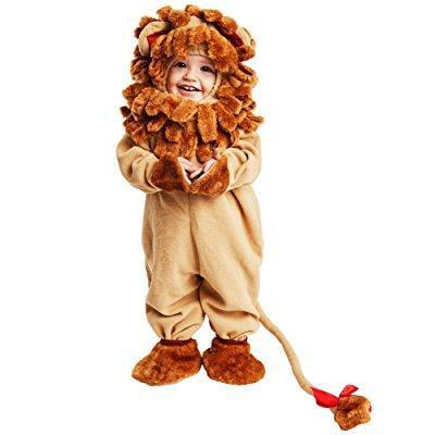 baby lil lion costume size: infant 24m