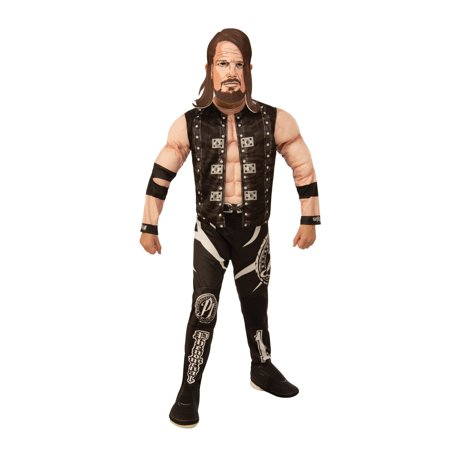 Florida Fan Halloween Costume (Halloween WWE AJ Styles Deluxe Child)