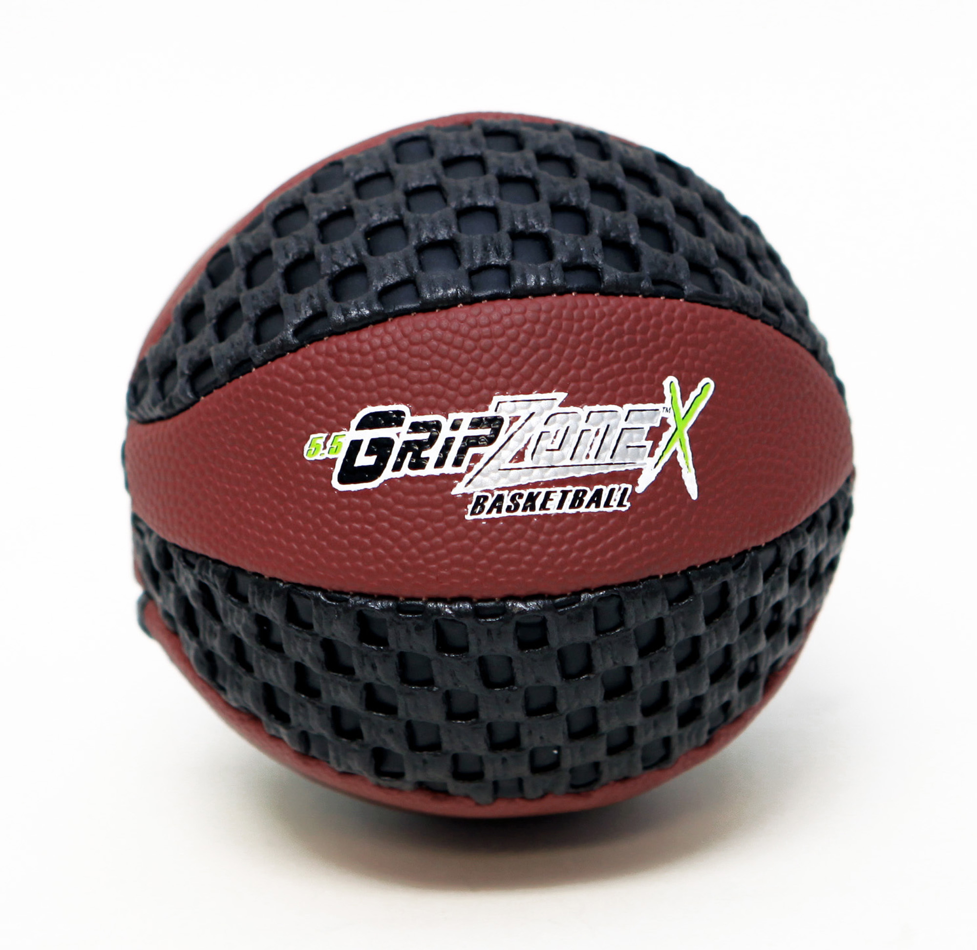 Fun Gripper Grip Zone 5.5 Traditional Mini Basketball