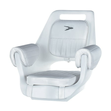 Wise 8WD007-3-710 Deluxe Pilot Chair Seat and Mounting Plate