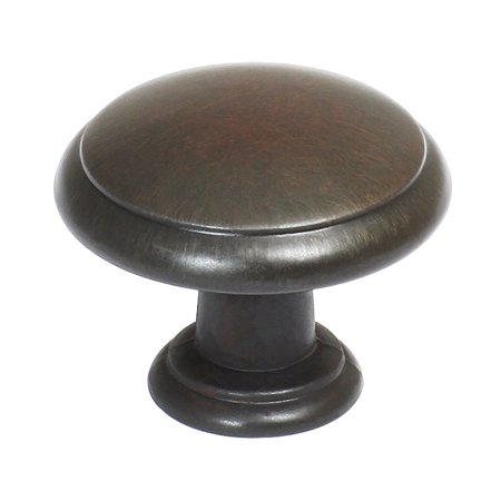 Design House 203331 Victorian Door and Cabinet Knob, Oil Rubbed Bronze Finish (Program Cabinet Knob Oil)