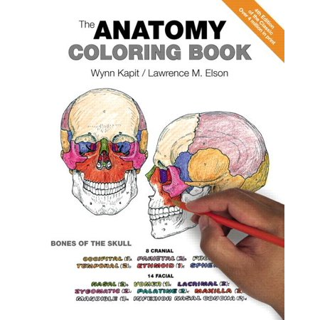 The Anatomy Coloring Book Other
