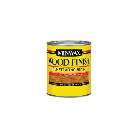 Minwax® Wood Finish™ Colonial Maple, 1-Qt