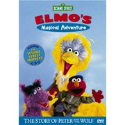 Sesame Street PBS Kids: Elmo's Musical Adventure: The Story of Peter and the Wolf (Other) by SONY WONDER/SMV