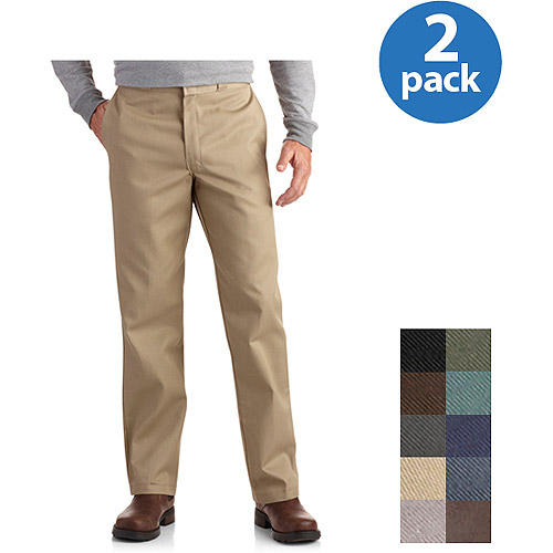 Dickies Men's 874 Traditional Work Pants, 2 Pack Your Choice