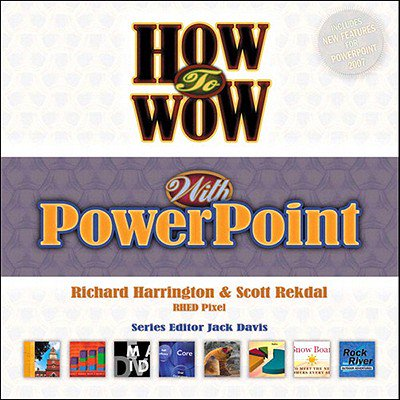How to Wow with PowerPoint - eBook