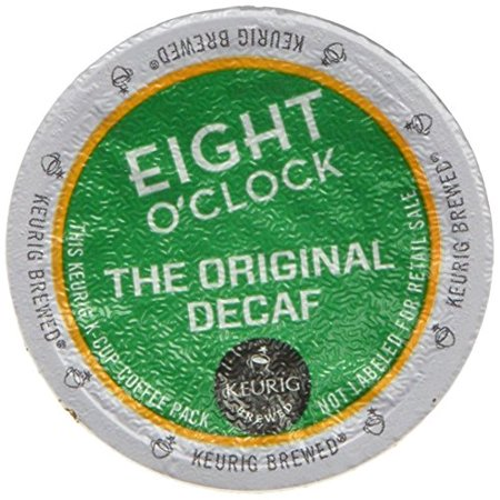 Eight O'Clock Coffee Original Decaf K-Cups - 96 Count