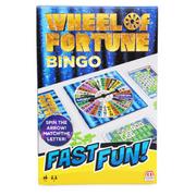 Wheel of fortune® bingo game - fast fun! edition