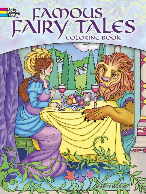 - Dover Coloring Books: Famous Fairy Tales Coloring Book (Paperback) -  Walmart.com - Walmart.com