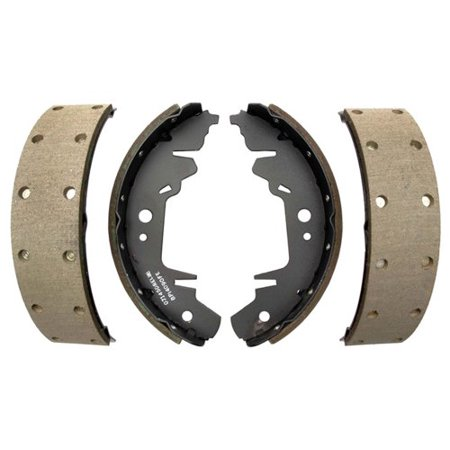 Replacement Brake Shoe Set - Raybestos 714PG Professional Grade Drum Brake Shoe Set