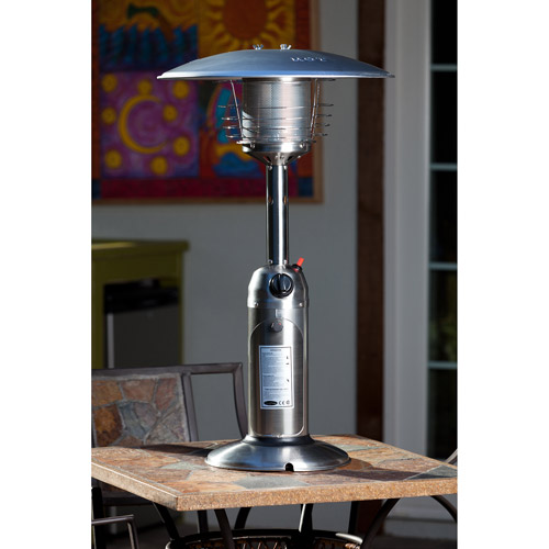 Superior Fire Sense Table Top Patio Heater Image 2 Of 2