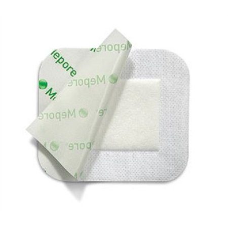 Mepore Self Adhesive Dressing, 2.4 X 2.8 Inch, Molnlycke 670800 - Box of 60