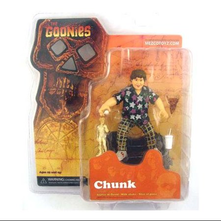 Mezco Toys The Goonies Chunk Action Figure - Chunk From The Goonies