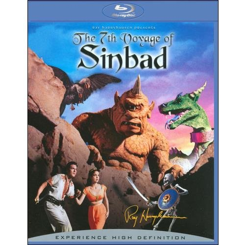 7th Voyage Of Sinbad: The 50th Anniversary Edition (Blu-ray) (Widescreen)