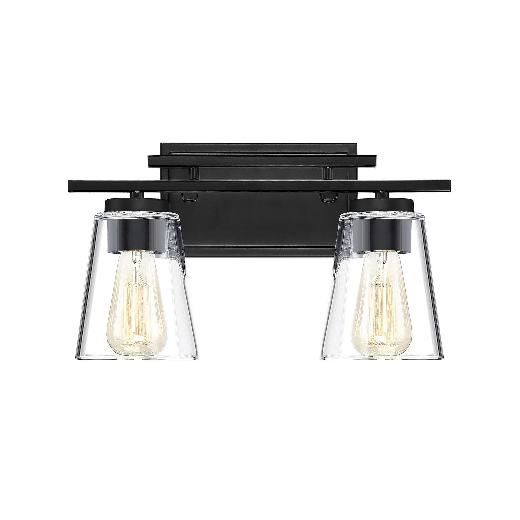 NEW Savoy House Vanity 3 Light Bathroom Fixture in Flat White Cottage Style Chic