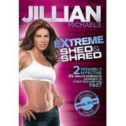 JILLIAN MICHAELS-EXTREME SHED & SHRED (DVD) (DVD)