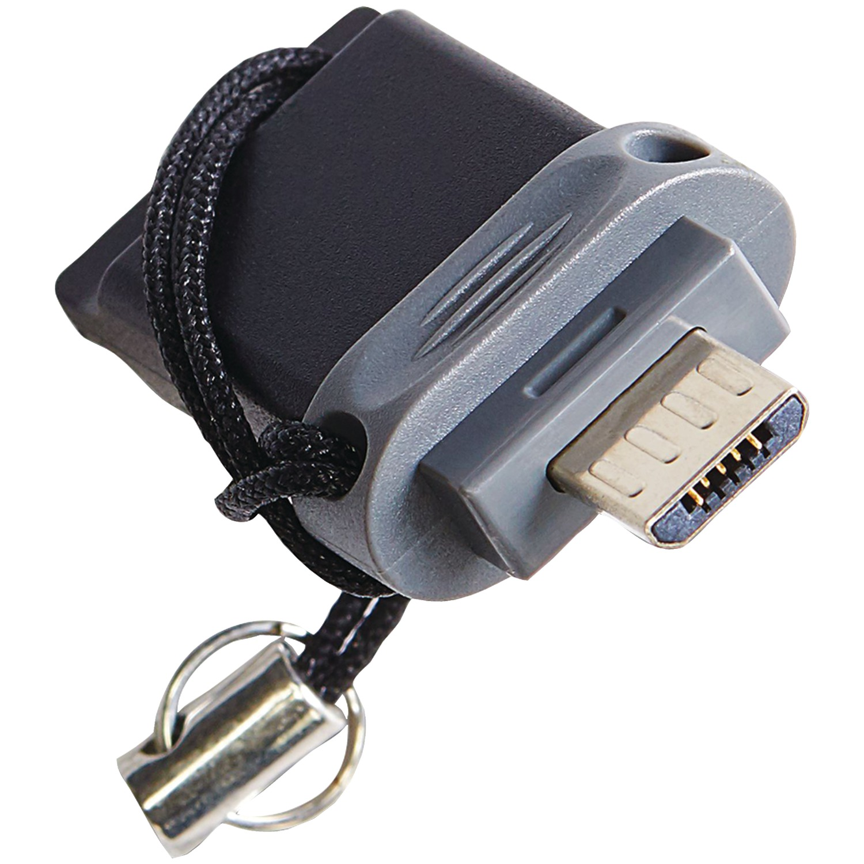 Verbatim 99138 Store 'n' Go Dual Usb Flash Drive For Otg Devices (16gb)