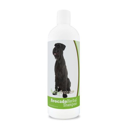 Giant Schnauzer Breed (Healthy Breeds 840235157038 Giant Schnauzer Avocado Herbal Dog Shampoo )