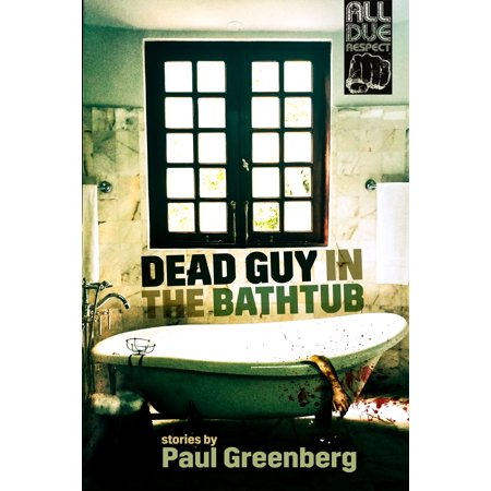 Dead Guy in the Bathtub - eBook - Day Of The Dead Makeup For Guys