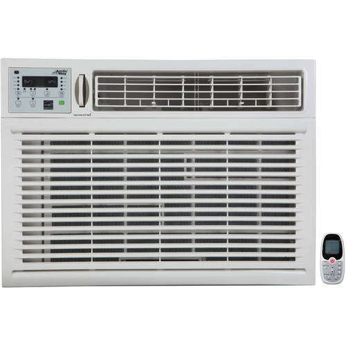 Arctic King WWK25CR72N 25,000 Btu Remote Control Window Air Conditioner, White
