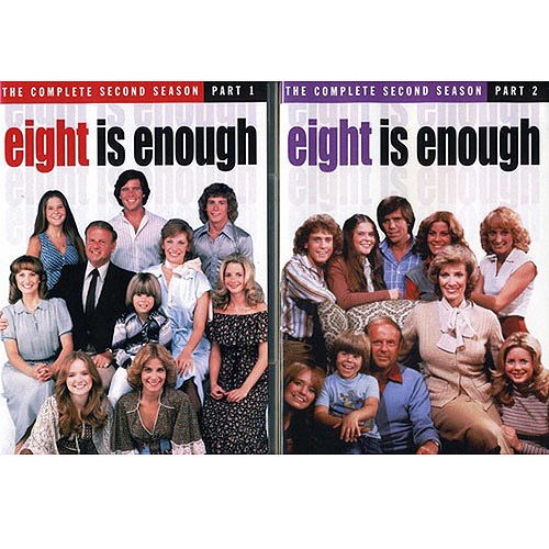 Eight Is Enough: The Complete Second Season (Full Frame)