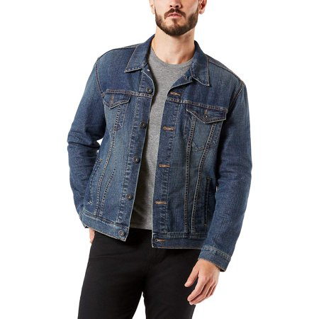 Men Jean Jacket 2XL