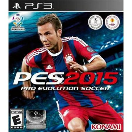 Pro Evolution Soccer 15 PS3