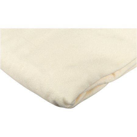 Tl Care 100 Percent Cotton Flannel Fitted Crib Sheet For
