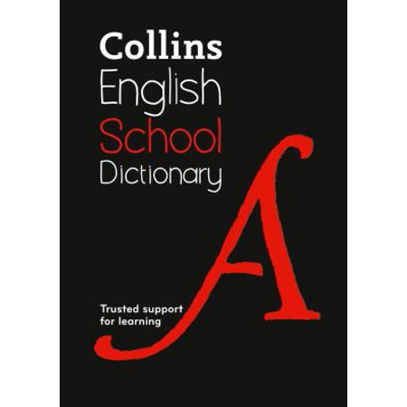 Collins School Dictionary  Collins School   Paperback