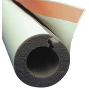 TECHLITE INSULATION Pipe Ins.,Melamine,2-1/8 in. ID,4 ft. 0379-0200CT100-PF-0930-02