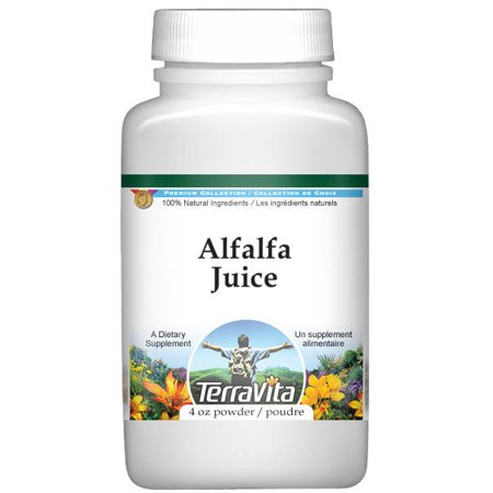 Alfalfa Juice Powder (4 oz, ZIN: 518844)