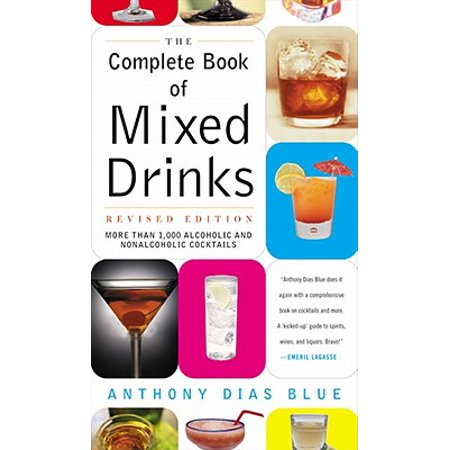 Easy Halloween Non Alcoholic Drinks (The Complete Book of Mixed Drinks -)