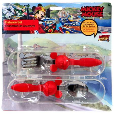 Disney Minnie Mouse Mickey Flatware Set