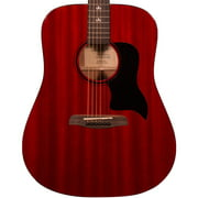 Best Sawtooth Beginner Guitars - Sawtooth Modern Vintage Mahogany Top Acoustic Dreadnought Guitar Review