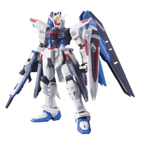 BAN171625 1/144 RG #5 Freedom Gundam Multi-Colored