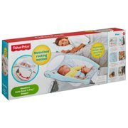 7143478d177f Fisher-Price Newborn Auto Rock  n Play Sleeper Waterscape - Walmart.com