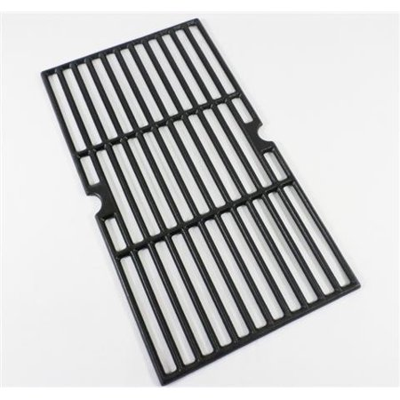 "BBQ Grill Char Broil Advantage Cast Iron Matte Finish Grate 16-7/8"" X 9-3/8"" -"