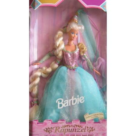 Barbie Rapunzel (barbie rapunzel doll children's collector series 1st edition (1994))