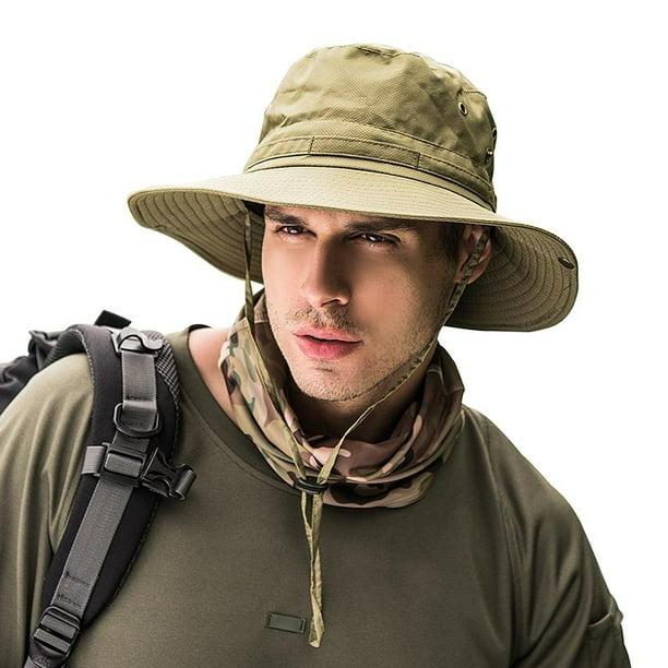 UV Sun Protection Sun Cap Bucket Hat Fisherman Hat Hiking Fishing Cap