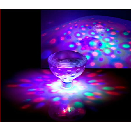 VicTsing Underwater LED Disco AquaGlow Light Show Pond Pool Spa Hot Tub 2013 w/ Batteries